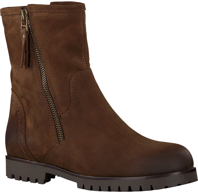 Braune OMODA Ankle Boots 8714 - large