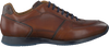 Cognacfarbene VAN BOMMEL Sneaker 16192 - small