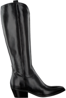 Schwarze NOTRE-V Hohe Stiefel 05A-304  - medium