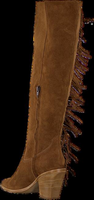 Cognacfarbene VERTON Hohe Stiefel SKE08  - large