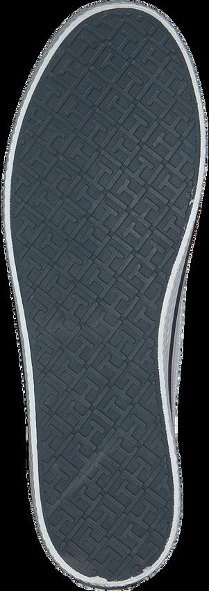 Weiße TOMMY HILFIGER Sneaker CORPORATE FLATFORM SNEAKER  - larger