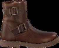 Braune TON & TON Biker Boots 292547  - medium