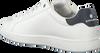 Weiße BJORN BORG Sneaker T305 LOW CLS M - small
