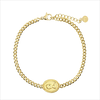 Goldfarbene MY JEWELLERY Armband ARMBAND BEDEL CAMEE  - small