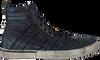 Schwarze DIESEL Sneaker D-VELOWS MID LACE - small