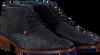 Blaue REHAB Business Schuhe SALVADOR  - small