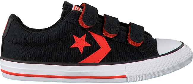 Schwarze CONVERSE Sneaker STAR PLAYER EV 3V OX KIDS - large