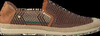 Braune LA SIESTA Espadrilles 51084  - medium