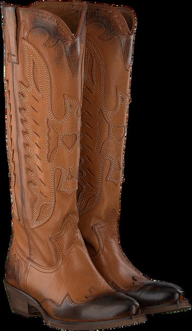 Cognacfarbene OMODA Cowboystiefel TEX813 - large