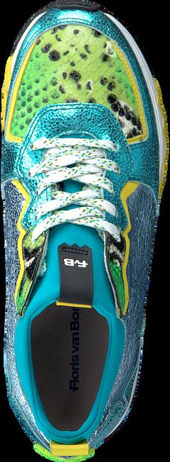 Blaue FLORIS VAN BOMMEL Sneaker low 85309  - large