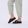 Schwarze COPENHAGEN STUDIOS Pantolette CPH706  - small