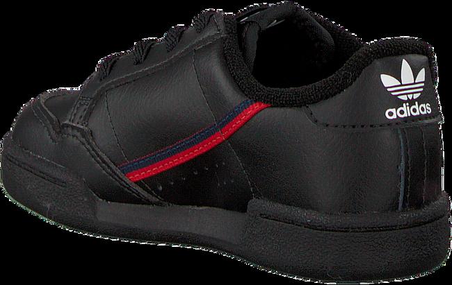 Schwarze ADIDAS Sneaker CONTINENTAL 80 I  - large