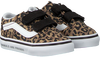 Braune VANS Sneaker low TD OLD SKOOL V  - small