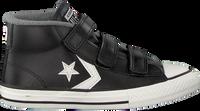 Schwarze CONVERSE Sneaker STAR PLAYER 3V MID - medium