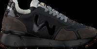 Schwarze WOMSH Sneaker low RUNNY DAMES  - medium