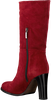 Rote NOTRE-V Hohe Stiefel AH70  - small