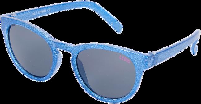 Blaue LE BIG Sonnenbrille NEGIN SUNGLASSES  - large