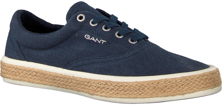 Blaue GANT Espadrilles FRESNO 18638393 - larger
