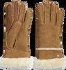 Camelfarbene UGG Handschuhe 17371  - small
