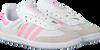 Weiße ADIDAS Sneaker SAMBA OG C  - small