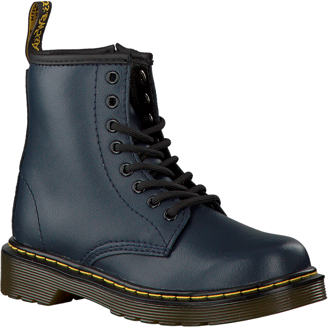 Blaue DR MARTENS Schnürboots DELANEY/BROOKLY - large