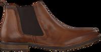 Cognacfarbene OMODA Chelsea Boots 730 - medium