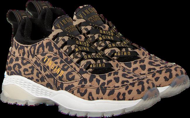 Braune VINGINO Sneaker FENNA  - large