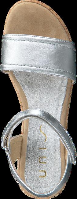 Silberne UNISA Sandalen TACHIN - large