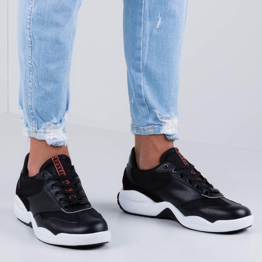 Schwarze CRUYFF CLASSICS Sneaker LIGA  - larger