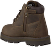 Braune TIMBERLAND Schnürboots COURMA KID TRADITIONAL 6 INCH  - small