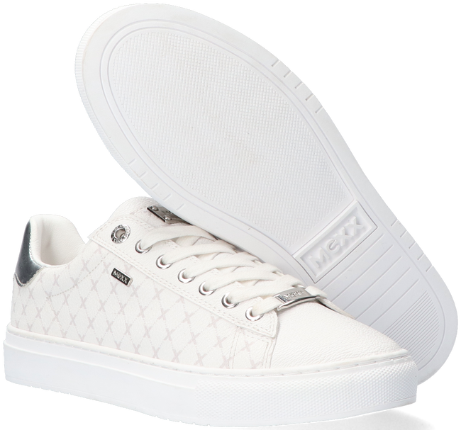 Weiße MEXX Sneaker low CRISTA W  - large