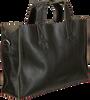 Schwarze MYOMY Umhängetasche MY PAPER BAG HANDBAG MINI  - small