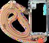 Gelbe KASCHA-C Handy-Schutzhülle PHONECORD IPHONE XR  - small