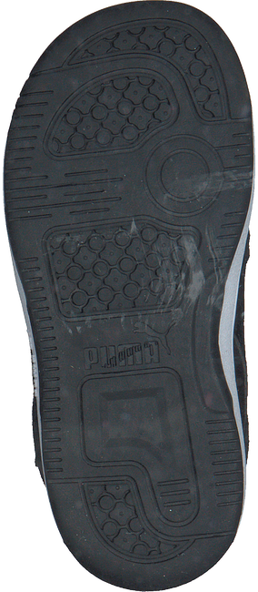 Schwarze PUMA Sneaker REBOUND LAYUP SD PS  - large