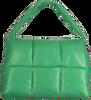 Grüne STAND STUDIO Handtasche WANDA CLUTCH BAG  - small