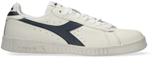 Weiße DIADORA HERITAGE Sneaker low GAME L LOW WAXED  - large