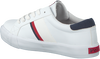Weiße POLO RALPH LAUREN Sneaker low GAFFNEY  - small