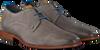 Graue REHAB Business Schuhe GREG WALL 02 - small