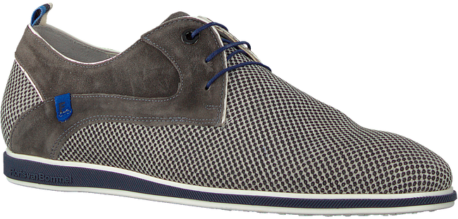 Graue FLORIS VAN BOMMEL Business Schuhe 18202  - large