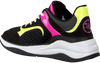 Schwarze GUESS Sneaker low SAUCEY  - small