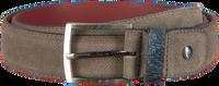Beige FLORIS VAN BOMMEL Gürtel 75188  - medium
