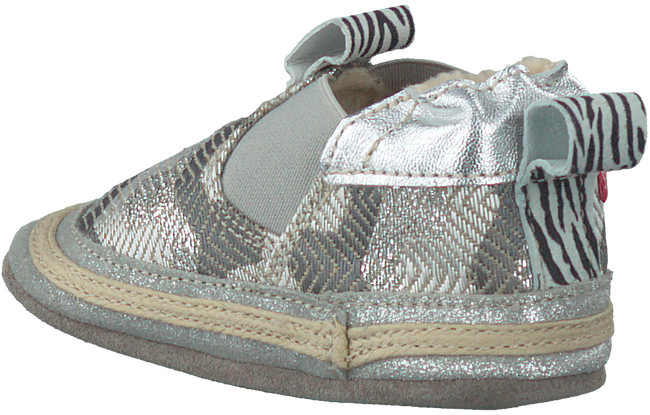 Silberne SHOESME Babyschuhe BS6W400 - large