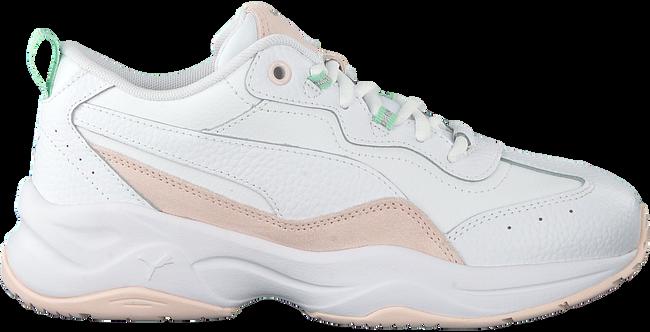 Weiße PUMA Sneaker low CILIA LUX  - large