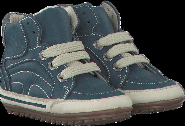 Blaue SHOESME Babyschuhe BP6W029 - large