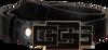 Schwarze GUESS Gürtel TRIPLE G ADJUSTABLE PANT BELT  - small