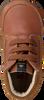 Cognacfarbene SHOESME Babyschuhe BP7W034 - small