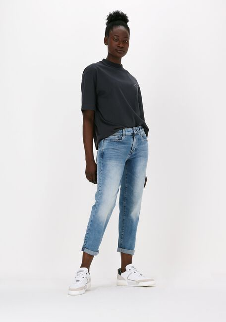 Hellblau G-STAR RAW Mom jeans C052 - ELTO PURE STRETCH DENIM  - large