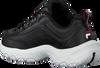 Schwarze FILA Sneaker low STRADA LOW KIDS  - small