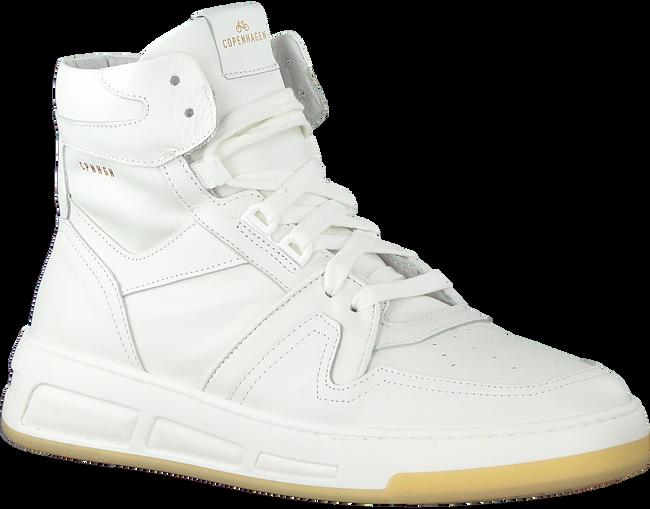 Weiße COPENHAGEN FOOTWEAR Sneaker high CPH406  - large