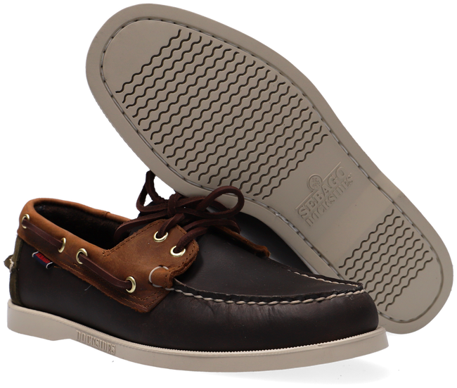 Blaue SEBAGO Slipper PORTLAND  - large